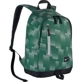 Nike กระเป๋าเป้ Nike Green Printed All Access Halfday 19L SKU BA4856-341  (Green 7e1a3ab279c34